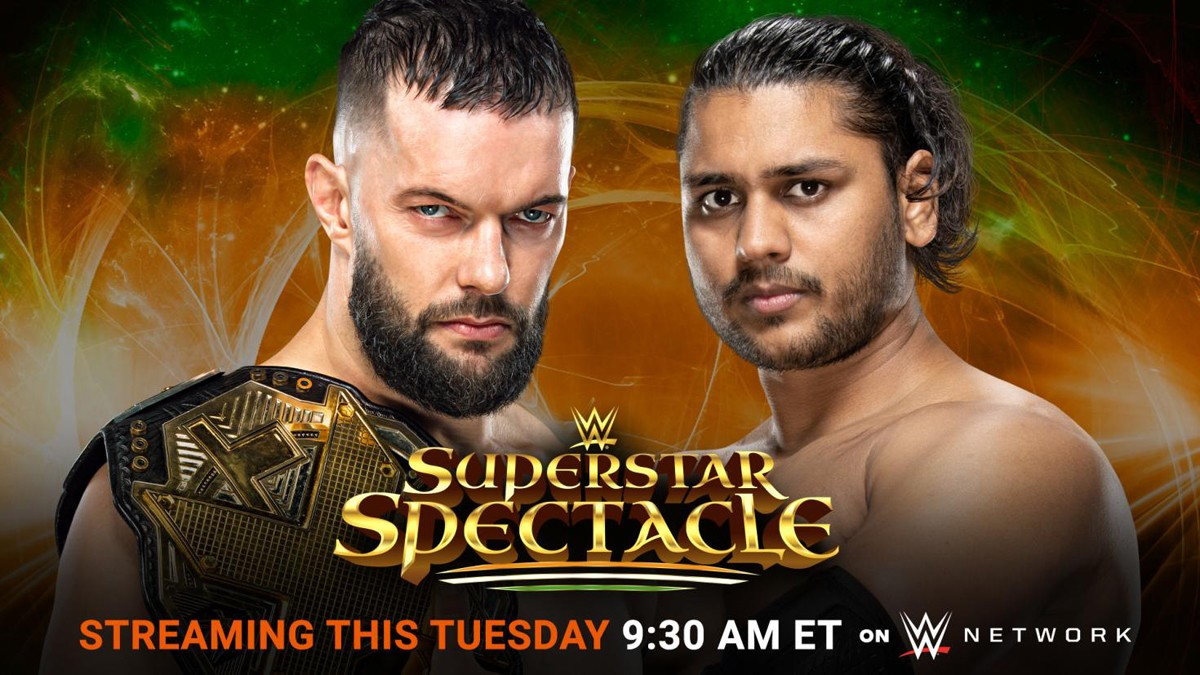 WWE Superstar Spectacle 2021