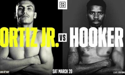 Ortiz Jr. vs Hooker