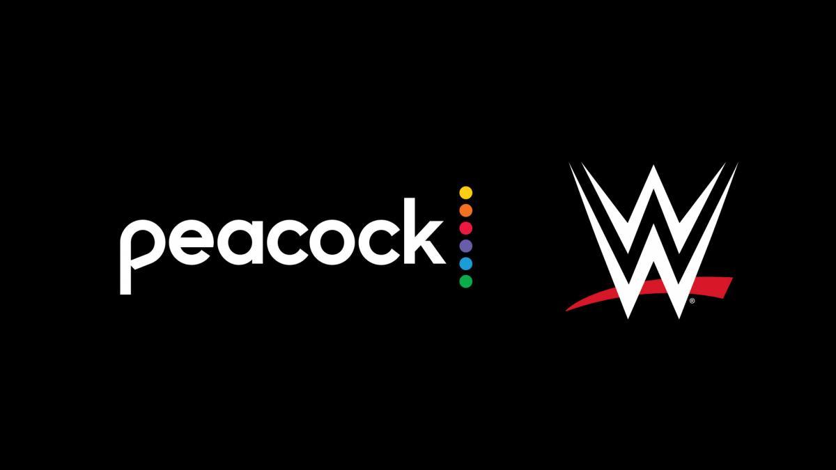 WWE Peacock en vivo