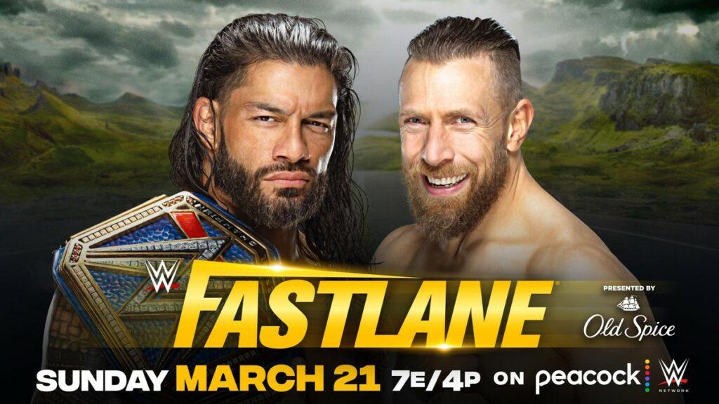 Roman Reigns vs Daniel Bryan
