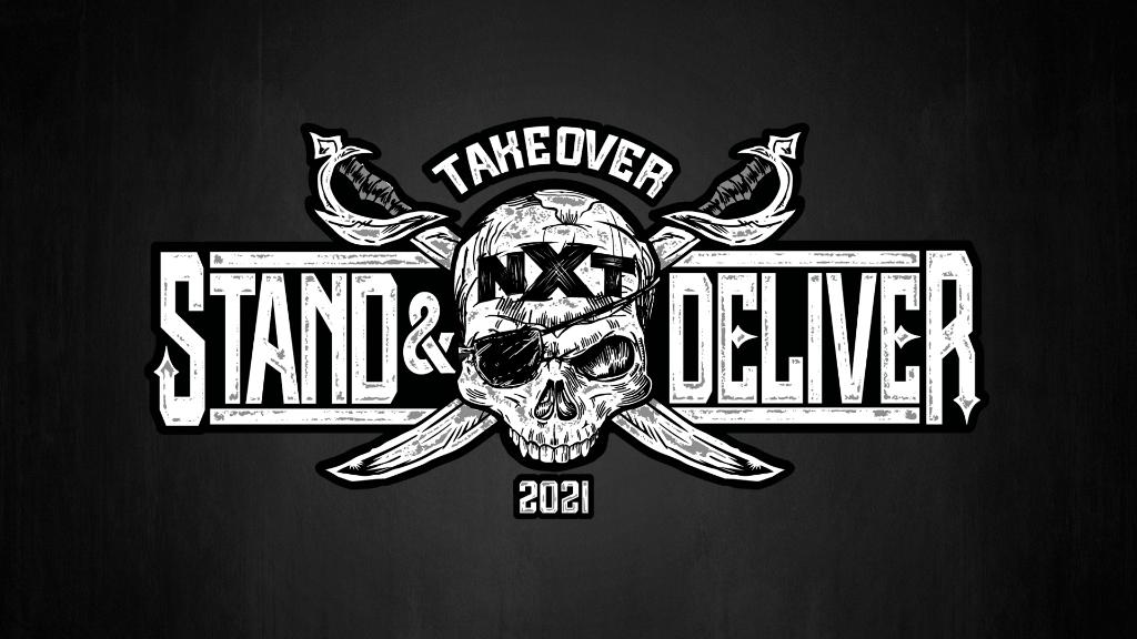 wwe NXT stand & deliver
