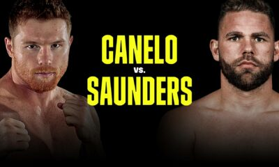 Canelo vs Saunders live