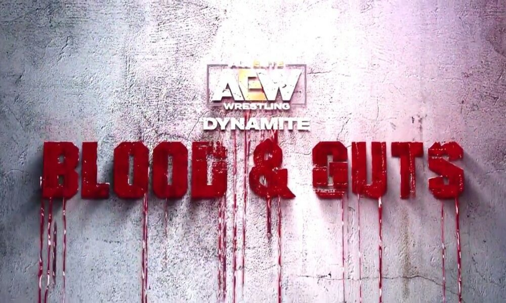 AEW Dynamite Blood and Guts En Vivo