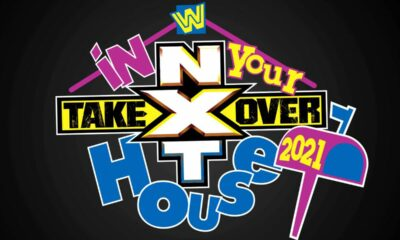 NXT TakeOver In Your House 2021
