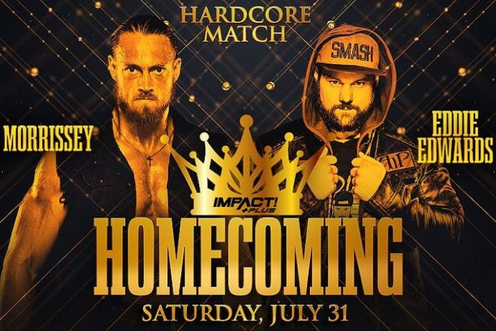 Impact Wrestling Homecoming 2021