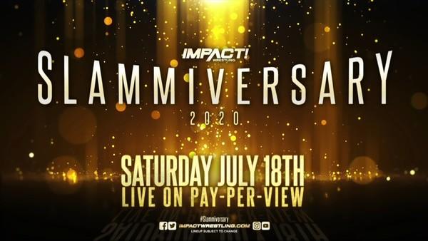 slammiversary 2021 logo