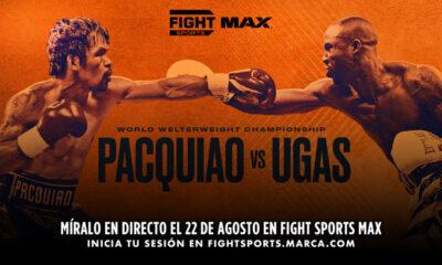 Ver Pacquiao vs Ugas En Vivo