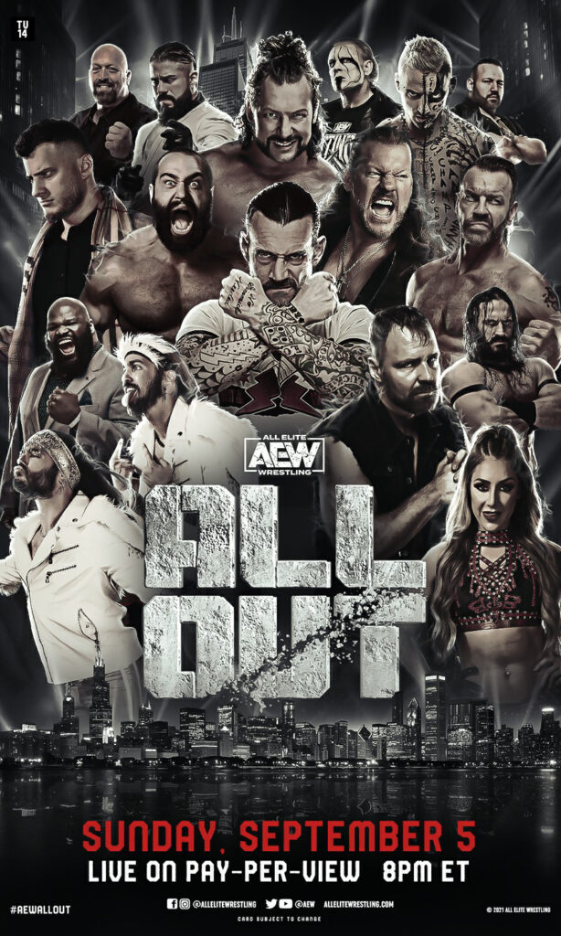 all out aew 2021