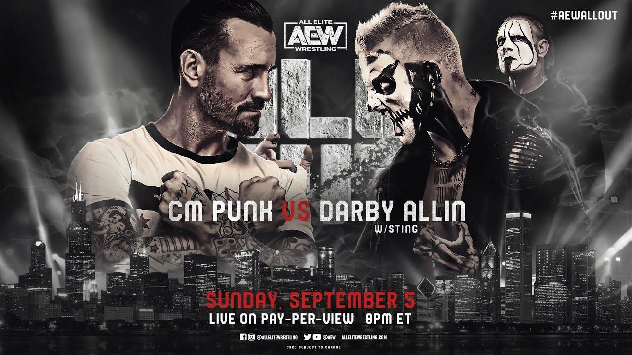 CM Punk vs. Darby Allin