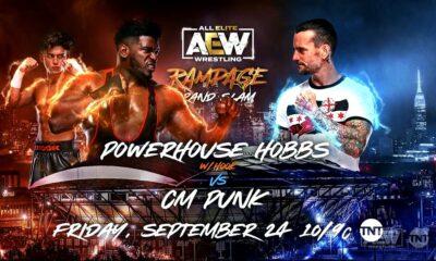 AEW Rampage Grand Slam