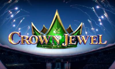 WWE Crown Jewel 2021